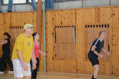Volejbalový turnaj mikroregionu Svitava