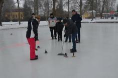 Žehličky na ledu