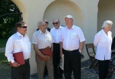Chrámový sbor v Jaroměřicích