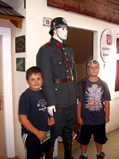 Dětský divadelní tábor 2009