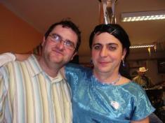 Divadelní maškarní bál 2009
