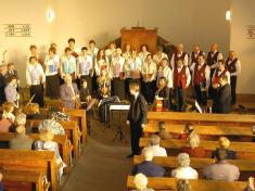Jarní koncert Chrámového sboru