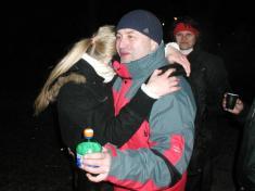 Oslavy příchodu nového roku 2008