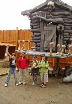 Divadelní tábor 2007