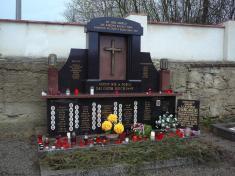 Informace o hřbitovu