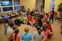 Dětský divadelní tábor 2015