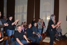 Koncert kapely Třetí zuby (15. listopadu 2015)