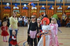 Dětský karneval (30. ledna 2016)