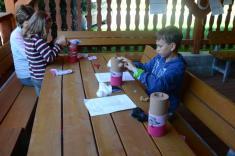Dětský divadelní tábor - Hálův mlýn